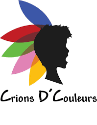 Logo de l'association Crions d'Couleurs